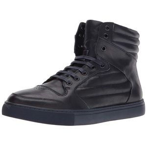 ZANZARA Men's Vacdes Fashion Sneaker, Navy